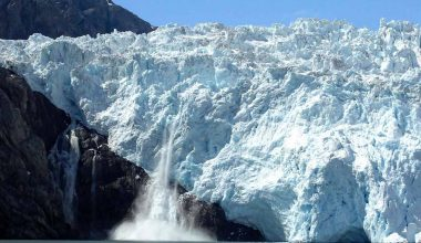 Melting Glaciers-Global warming Effects