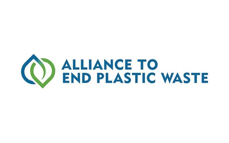 Logo of Alliance to end Plastic waste