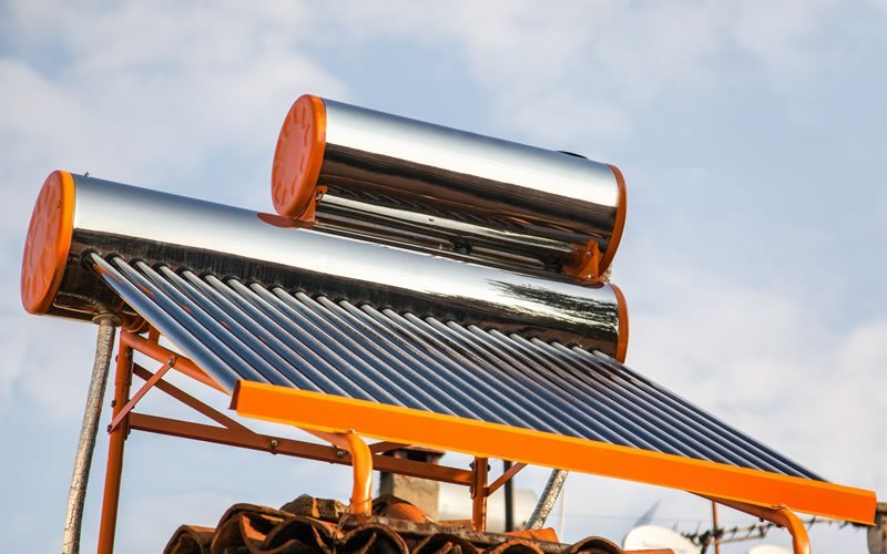 Image of Solar Water Heater