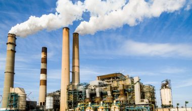 Environmental Impact of Factories