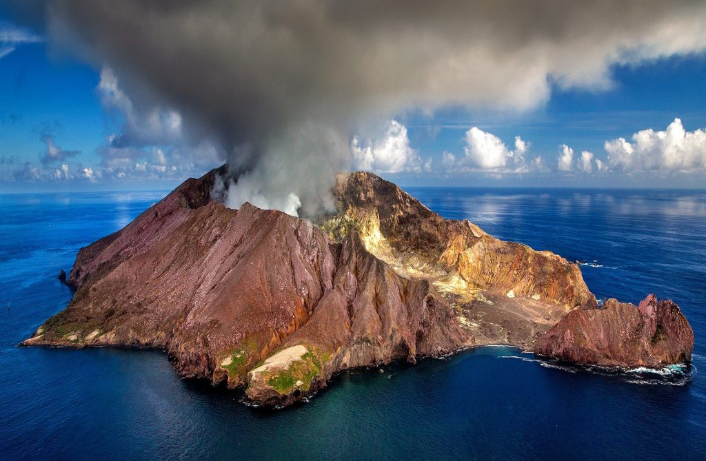 Pros and Cons of Volcanoes
