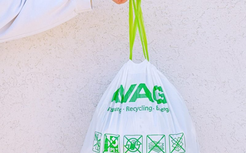 Types of Recyclable plastic bags
