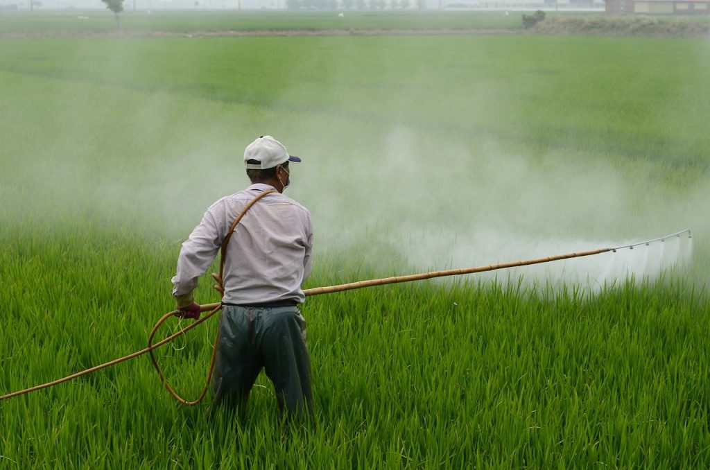 Pesticide Effects on Farmers