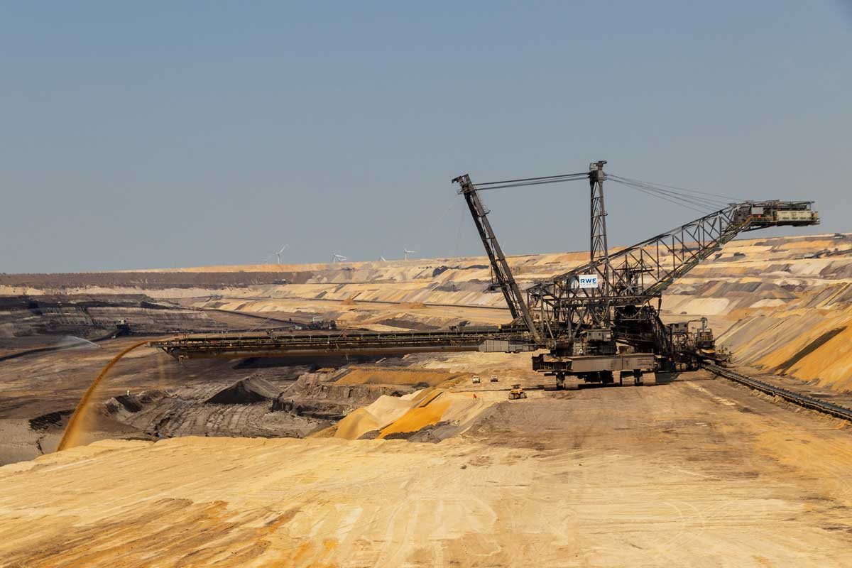 Types of Surface Mining