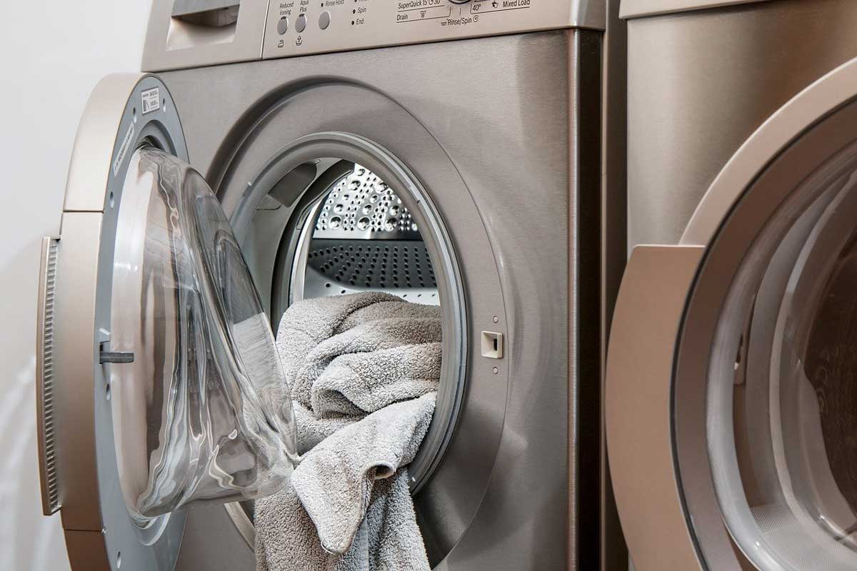 Laundry Water Conservation